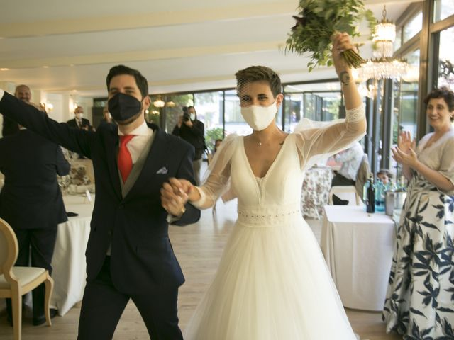 La boda de Santi y Gracia en Las Rozas De Madrid, Madrid 18