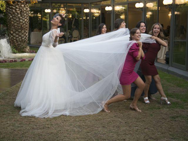 La boda de Santi y Gracia en Las Rozas De Madrid, Madrid 2