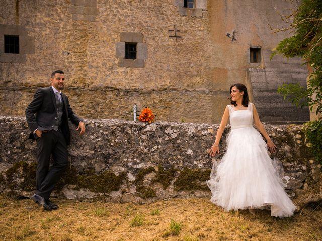 La boda de Paul y Amelia en Soncillo, Burgos 9