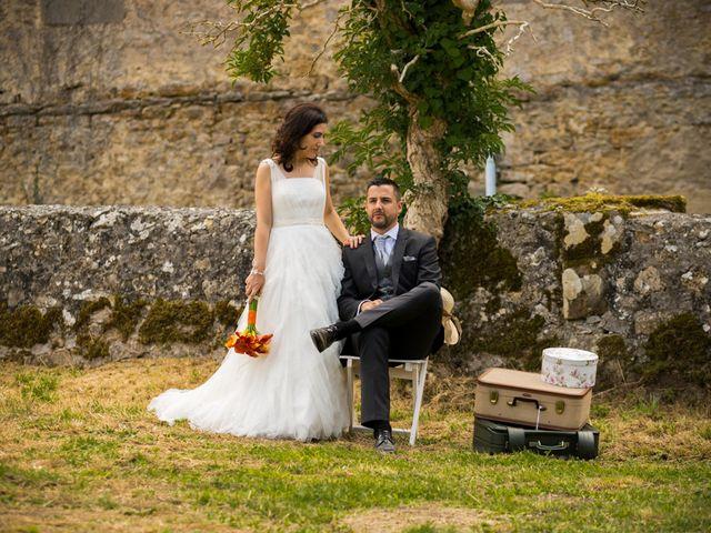 La boda de Paul y Amelia en Soncillo, Burgos 10
