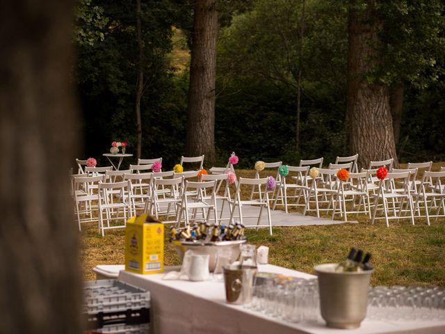 La boda de Paul y Amelia en Soncillo, Burgos 34