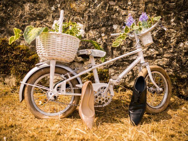 La boda de Paul y Amelia en Soncillo, Burgos 35