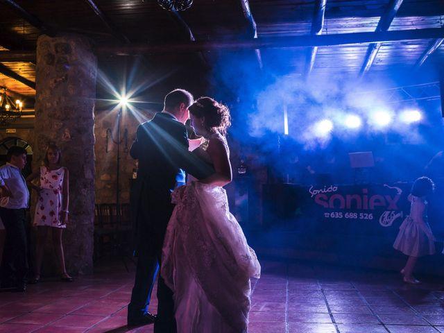 La boda de Oscar y Almudena en Valencia De Alcantara Ff.Cc., Cáceres 2