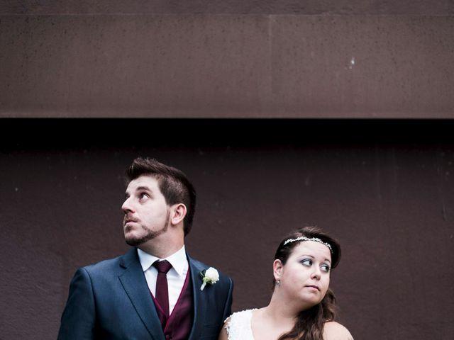 La boda de Jessica y Albert