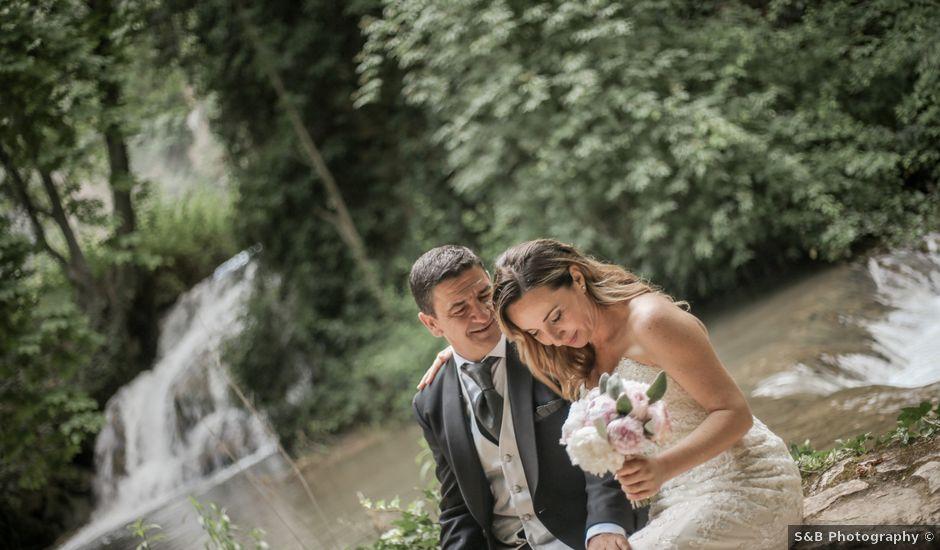 La boda de José Antonio y Blanca en Nuevalos, Zaragoza