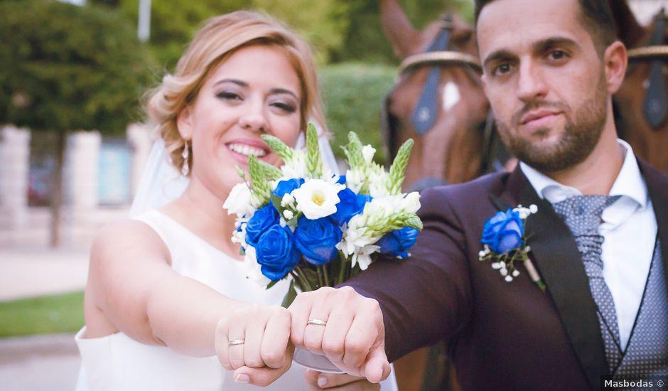 La boda de Javi y Esther en Albacete, Albacete