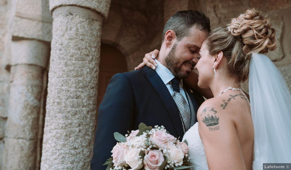 La boda de Diego y Sthela en Boboras, Orense