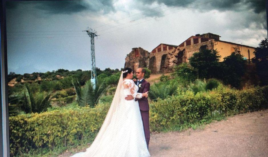 La boda de Jose Carlos  y Jénnifer  en Logrosan, Cáceres