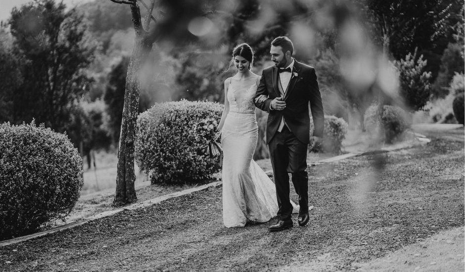 La boda de Pedro y Zulema en Arbucies, Girona