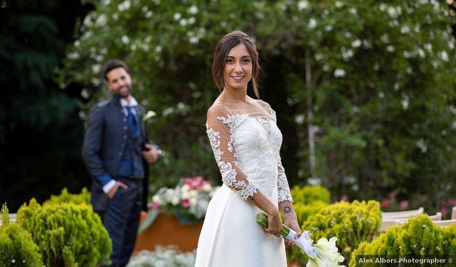La boda de Sergi y Laura en Vilanova Del Valles, Barcelona