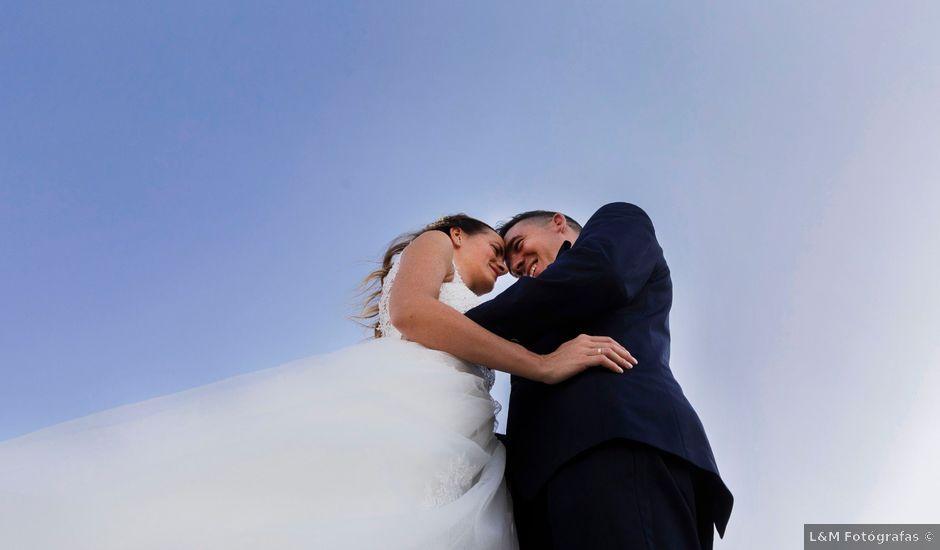 La boda de Beatriz y Francisco en Palencia, Palencia