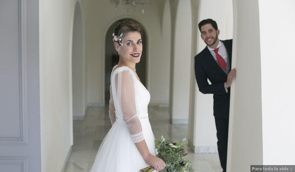 La boda de Santi y Gracia en Las Rozas De Madrid, Madrid