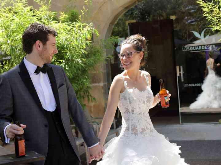La boda de Blanca y Rubén