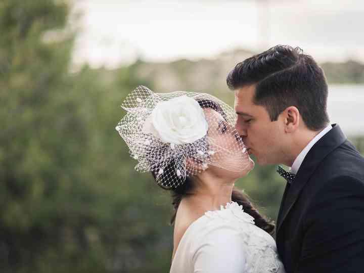 La boda de Julia y Angel
