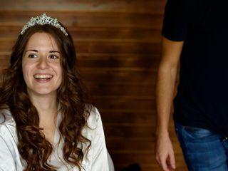 La boda de Meritxell y Jero 1