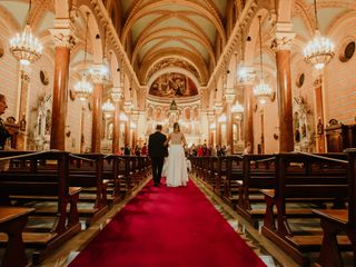 La boda de Ornella y Mariano 1