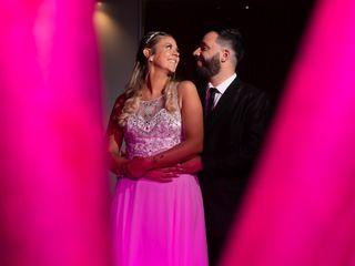 La boda de Ornella y Mariano