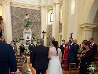 La boda de Erika y Bene 1