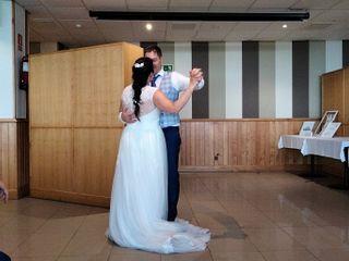 La boda de Erika y Bene