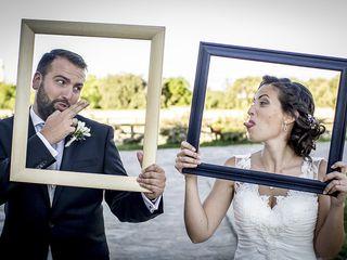 La boda de Leticia y Eduardo