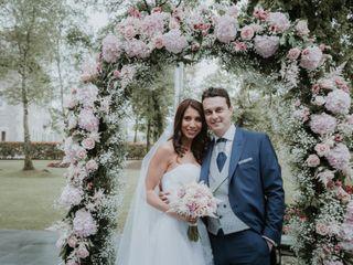 La boda de Fabiana y Angel 1