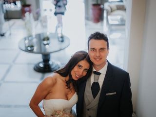 La boda de Fabiana y Angel