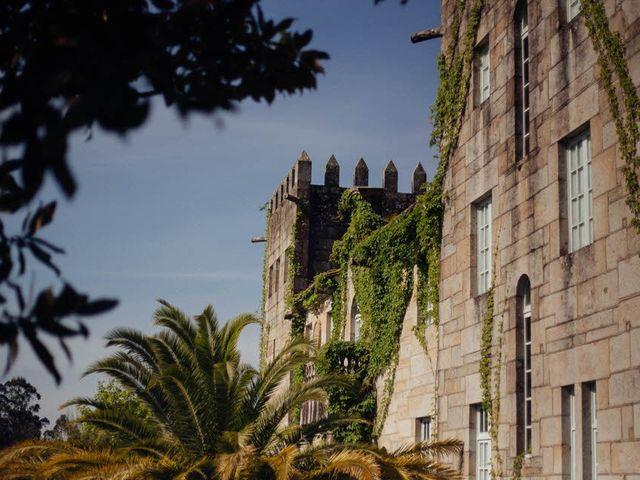 La boda de Gabriel y Belén en Vilanova De Arousa, Pontevedra 1
