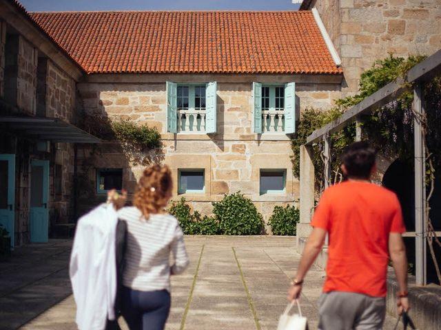 La boda de Gabriel y Belén en Vilanova De Arousa, Pontevedra 6