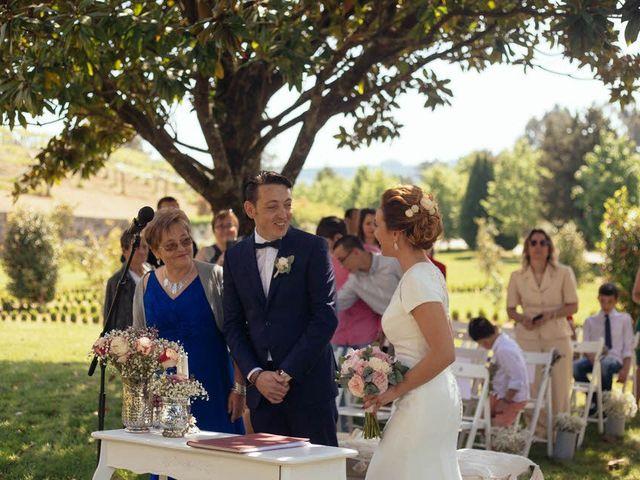 La boda de Gabriel y Belén en Vilanova De Arousa, Pontevedra 44