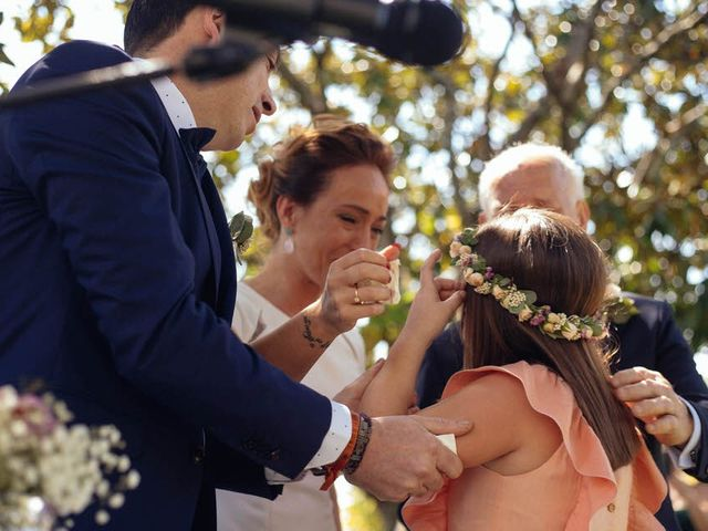 La boda de Gabriel y Belén en Vilanova De Arousa, Pontevedra 50