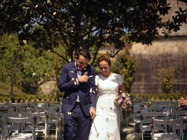 La boda de Gabriel y Belén en Vilanova De Arousa, Pontevedra 54