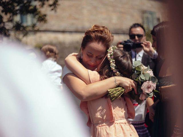 La boda de Gabriel y Belén en Vilanova De Arousa, Pontevedra 58