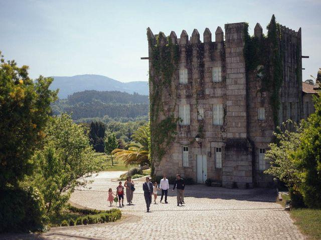 La boda de Gabriel y Belén en Vilanova De Arousa, Pontevedra 60