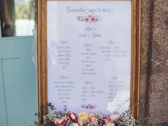 La boda de Gabriel y Belén en Vilanova De Arousa, Pontevedra 68