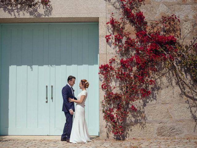 La boda de Gabriel y Belén en Vilanova De Arousa, Pontevedra 69