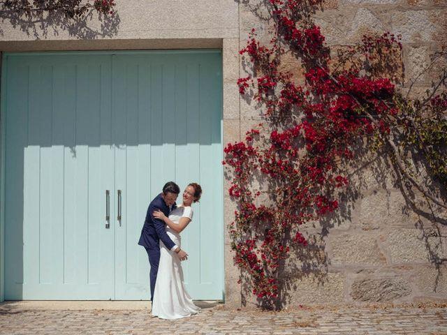 La boda de Gabriel y Belén en Vilanova De Arousa, Pontevedra 70