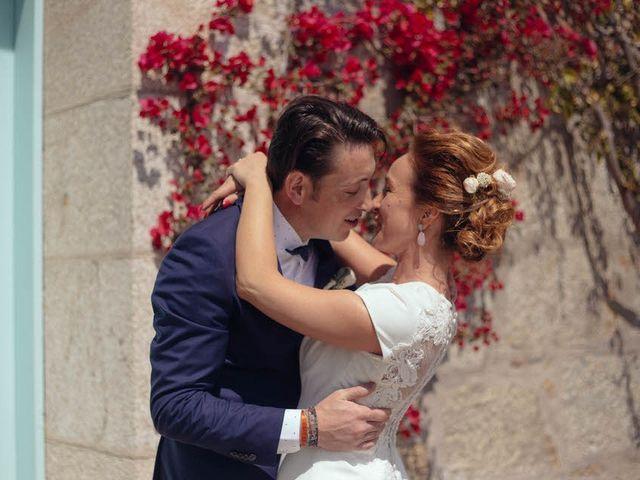 La boda de Gabriel y Belén en Vilanova De Arousa, Pontevedra 73
