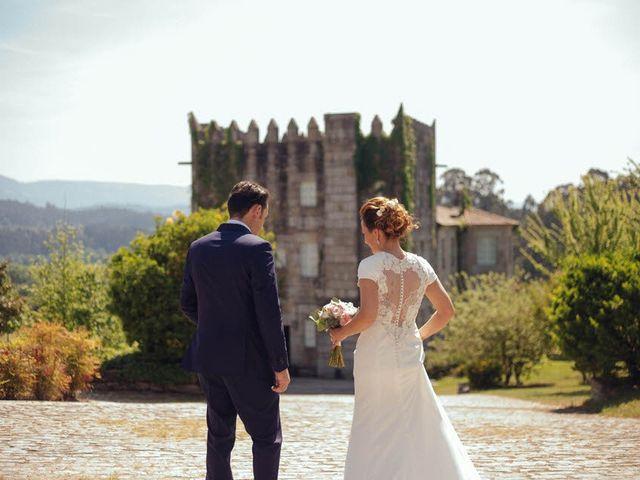 La boda de Gabriel y Belén en Vilanova De Arousa, Pontevedra 75