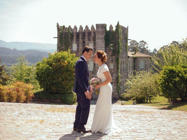 La boda de Gabriel y Belén en Vilanova De Arousa, Pontevedra 76