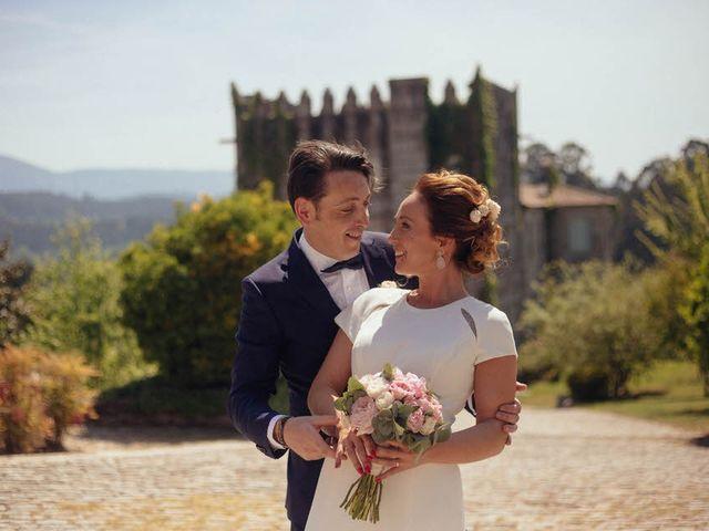 La boda de Gabriel y Belén en Vilanova De Arousa, Pontevedra 78