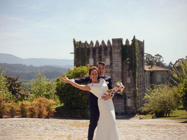 La boda de Gabriel y Belén en Vilanova De Arousa, Pontevedra 79