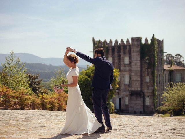 La boda de Gabriel y Belén en Vilanova De Arousa, Pontevedra 80