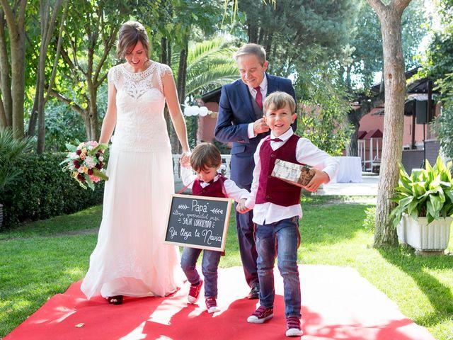 La boda de Christian y Verónica en Cubas De La Sagra, Madrid 23