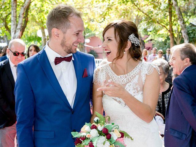 La boda de Christian y Verónica en Cubas De La Sagra, Madrid 25