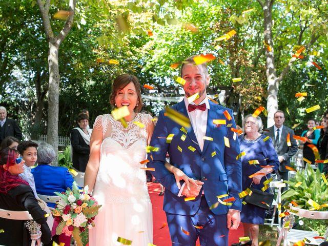 La boda de Christian y Verónica en Cubas De La Sagra, Madrid 34