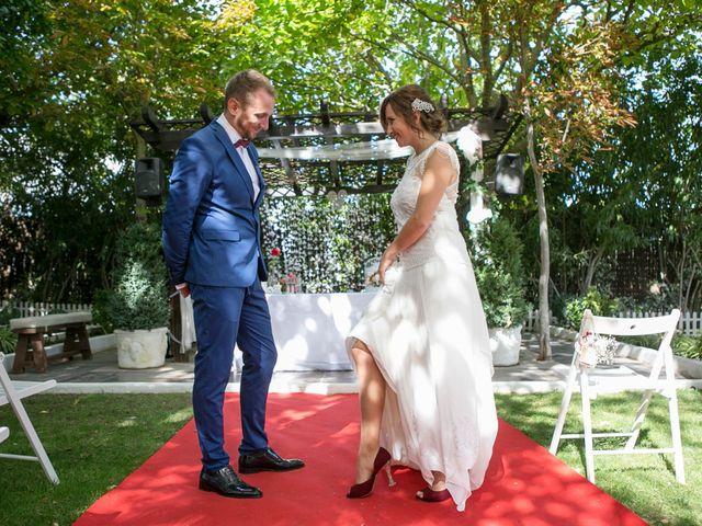 La boda de Christian y Verónica en Cubas De La Sagra, Madrid 35