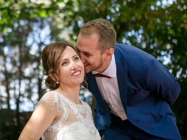 La boda de Christian y Verónica en Cubas De La Sagra, Madrid 36