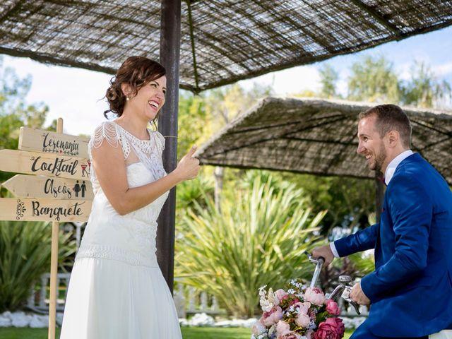 La boda de Verónica y Christian