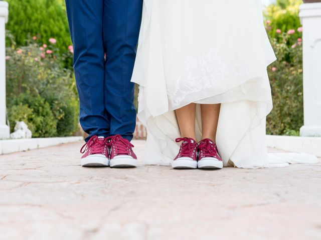 La boda de Christian y Verónica en Cubas De La Sagra, Madrid 40