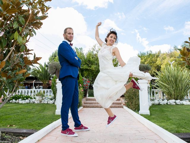 La boda de Christian y Verónica en Cubas De La Sagra, Madrid 41